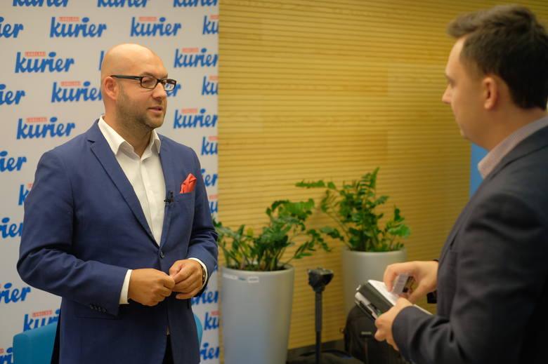 Europejski Tydzień Innowacji: dr hab. inż. Bartosz Sołowiej, Uniwersytet Przyrodniczy w Lublinie