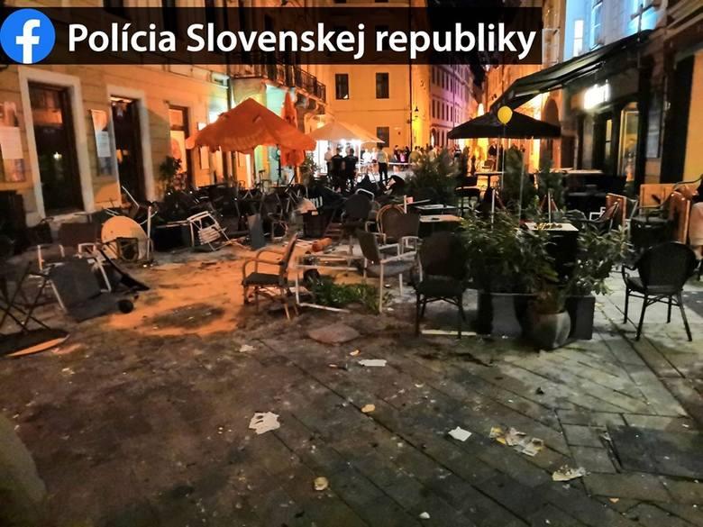 Polscy kibole i burda na Słowacji przed meczem Cracovii [ZDJĘCIA]