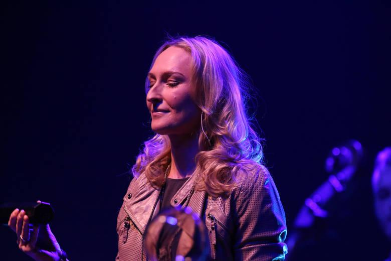 Koncert Anity Lipnickiej w łódzkim klubie Wytwórnia