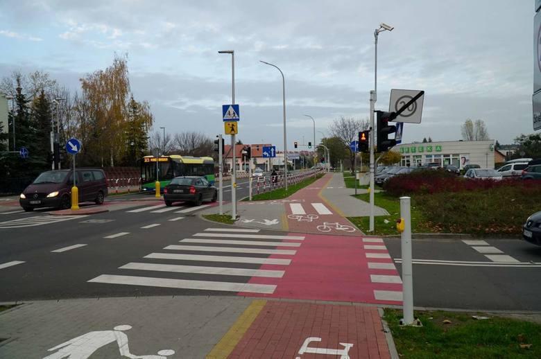 Przebudowa ulicy Poznańskiej - na odcinku od Piaskowej do Gdyńskiej - w Koziegłowach zakończyła się w ubiegłym roku. Inwestycja była finansowana z budżetu