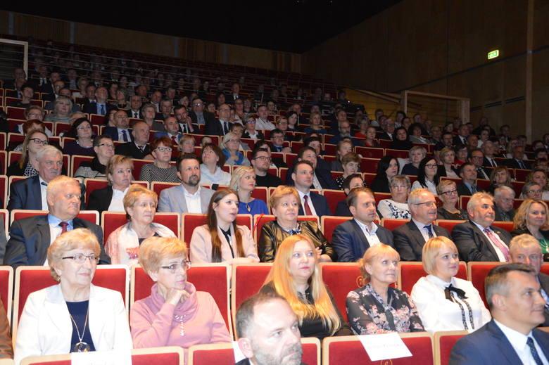 Gala wręczania wyróżnień dla liderów i rolników odbyła się w Filharmonii Opolskiej.