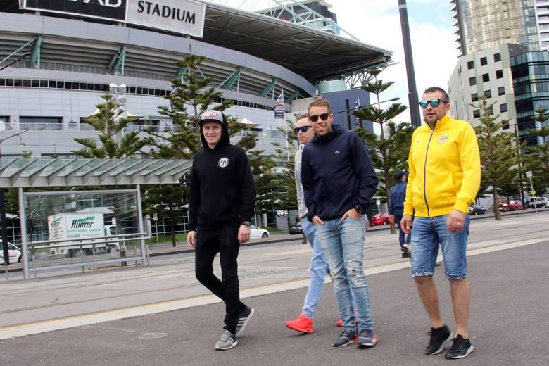 Grand Prix Australii. Zawodnicy są już w Melbourne [zdjęcia]