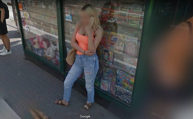 Warto czasem wybrać się na wirtualny spacer po własnym mieście. Dzięki temu można sprawdzić, jak Poznań widzą inni a czasami także natrafić na uwiecznione