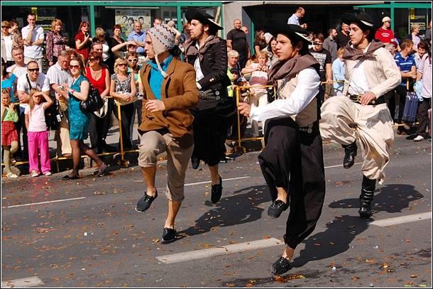 Folklorystycznie - Winobranie 2010