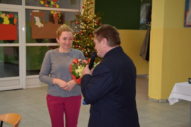 Podpisanie umowy, dotyczącej Szkoły ćwiczeń - Zielona Góra - Szkoła Podstawowa nr 18 - 20 grudnia 2018