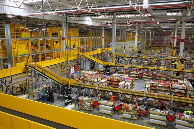 Amazon w Sadach został oficjalnie otwarty!