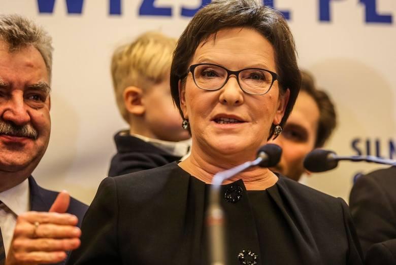Konwencja PO w Gdańsku. Ewa Kopacz zagrzewała kolegów do walki [WIDEO, ZDJĘCIA]