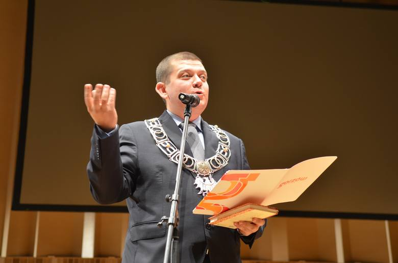 Jacek Wójcicki, prezydent Gorzowa