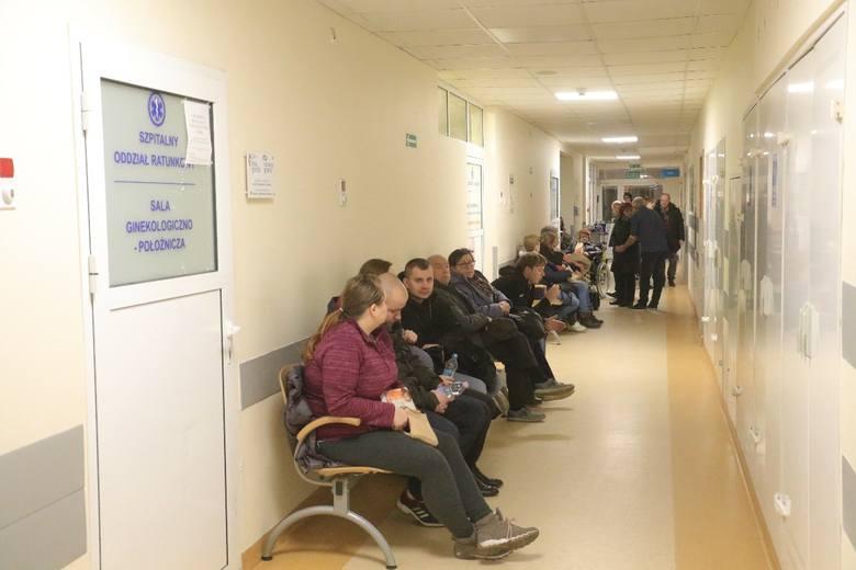Gangrena we wrocławskim szpitalu przy Kamieńskiego. Zamknięto SOR (ZDJĘCIA)