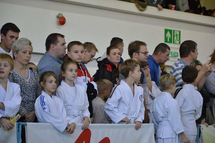 Sportowe Andrzejki z Wojownikiem, czyli Ogólnopolski Turniej Judo Dzieci [ZDJĘCIA]