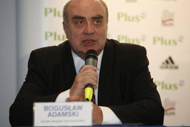 Bogusław otrzymał Złoty Krzyż Zasługi za działalność sportową.
