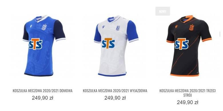 Lech Poznań puzzlami pokazał koszulkę na sezon 2020/21 z nowym sponsorem strategicznym. Zobacz stroje Kolejorza!