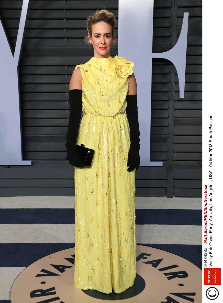 Oscary 2018: Najgorsze kreacje gwiazd. Przedstawiamy TOP 10 najgorszych sukienek tegorocznych Oscarów
