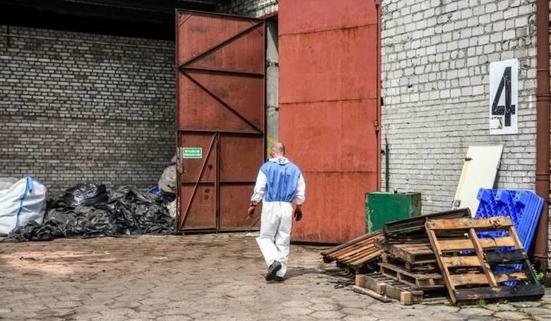 Niebezpieczne odpady - nie dla naszej gminy - gminy Chojnice