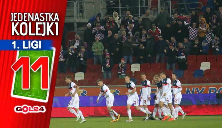 W czołówce Nice 1 Ligi robi się coraz większy ścisk. Chojniczanka Chojnice zremisowała piąty mecz z rzędu, ale nadal pozostaje na szczycie. W hitowym