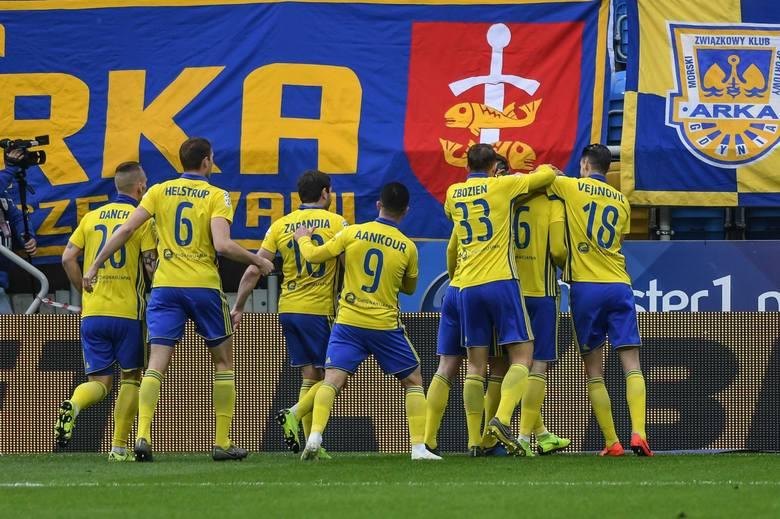 Od początku sezonu ocenialiśmy piłkarzy Arki Gdynia i Lechii Gdańsk w meczach Lotto Ekstraklasy. Podsumowanie zaczynamy od Arki i dziś prezentujemy,