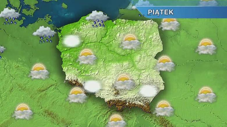 Pogoda w Szczecinie i regionie. Ten weekend będzie ciepły, ale... [wideo]