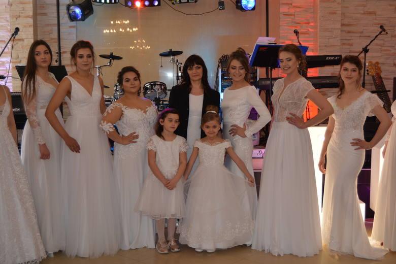 Maków Mazowiecki. Targi ślubne 2019 odbyły się w Domu Weselnym Amor. Było kilkunastu wystawców, którzy zapewnili wiele atrakcji