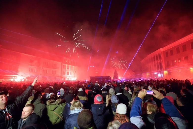 Miasto właśnie ogłosiło, kto wystąpi na tegorocznym Sylwestrze Miejskim na białostockim Rynku Kościuszki