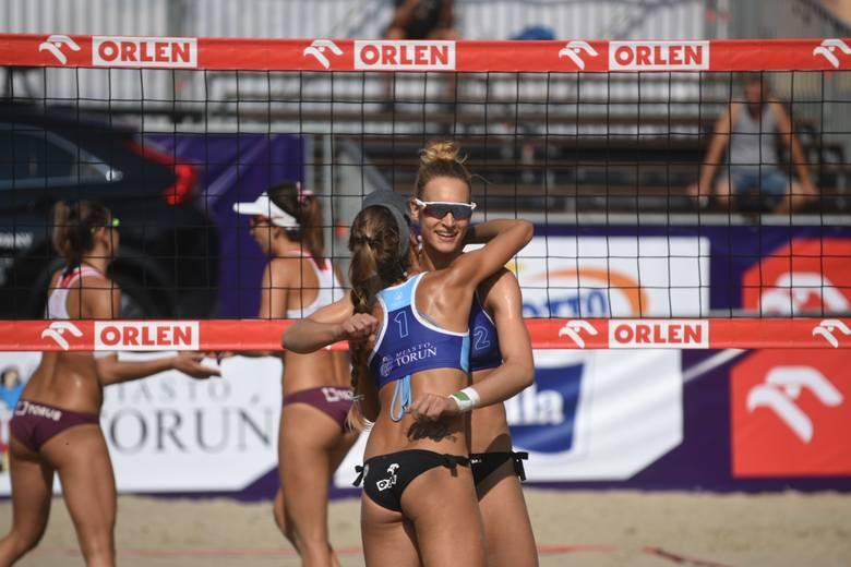 W Toruniu rozpoczęły się Orlen Mistrzostwa Polski w siatkówce plażowej, rozgrywane w ramach dorocznej Plaży Gotyku. W czwartek jako pierwsze na boiska