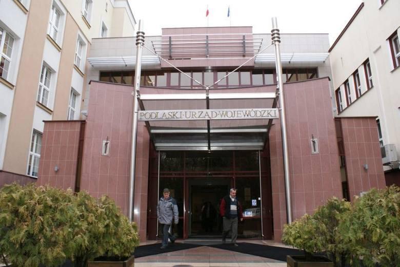 Podlaski Urząd Wojewódzki w Białymstoku