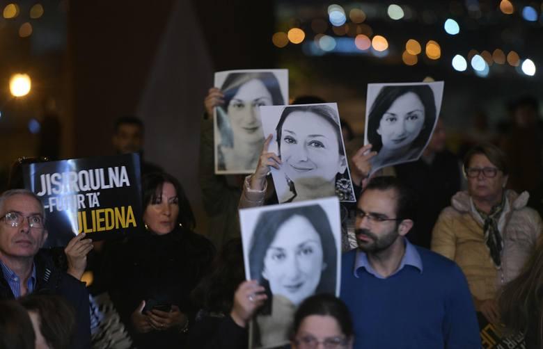 Malta: Przełom ws. zamachu na dziennikarkę Daphne Caruanę Galizię. Szemrany biznesmen Yorgen Fenech za kratami
