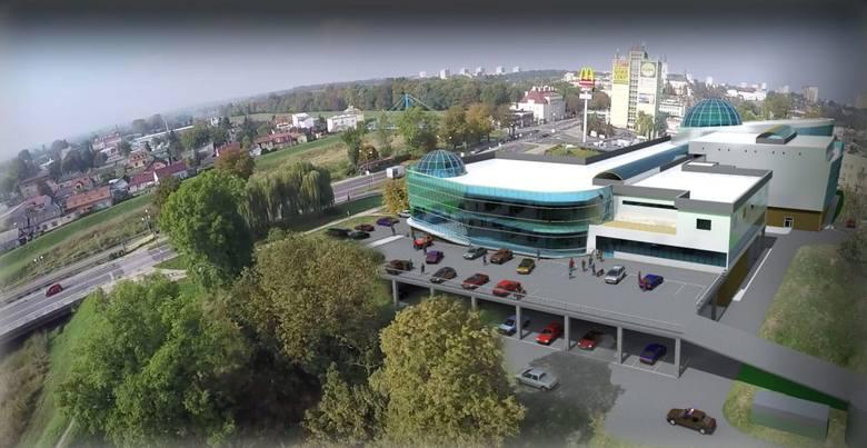 Nowa galeria handlowa w centrum Ostrowca! Zobacz jak będzie wyglądać