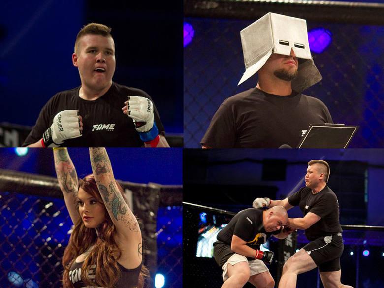FAME MMA to pierwsza w Polsce gala freak fight, w której spróbować swoich sił w klatce mogli celebryci, youtuberzy i gwiazdy telewizji! Na gali zobaczyliśmy