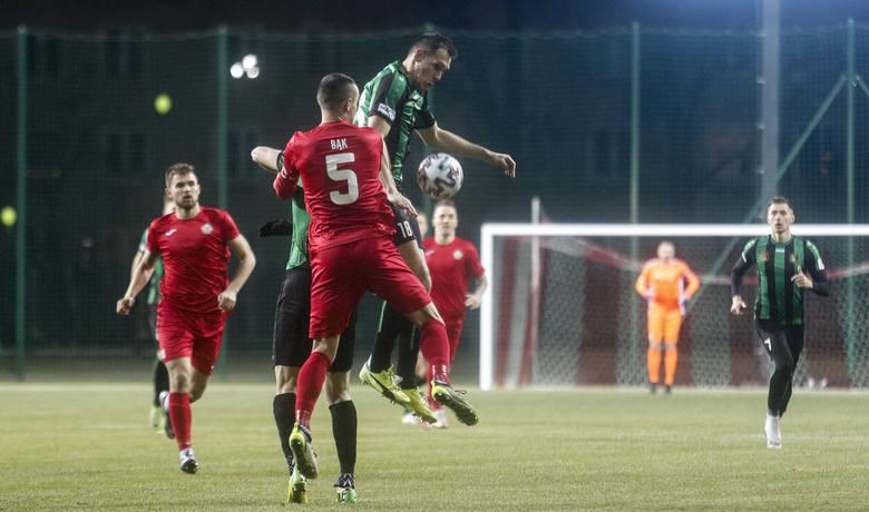 II Liga: Stal Stalowa Wola - Bytovia Bytów 0:0 (zdjęcia)