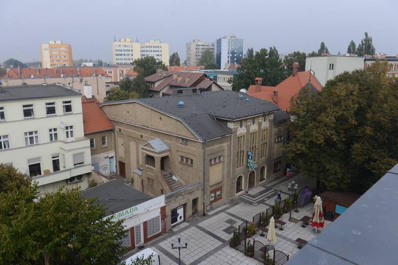 Zielona Góra. Mieszkańcy pytają o Kino Nysa. Co dalej z kultowym budynkiem na deptaku?