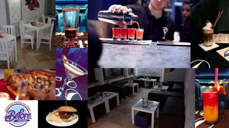 Liderem w regionie jest Before Shot Bar (Radom, ulica Żeromskiego 19).
