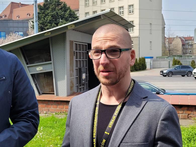 Konferencja prasowa Strajku Przedsiębiorców we wtorek, 4.05.2021 r.