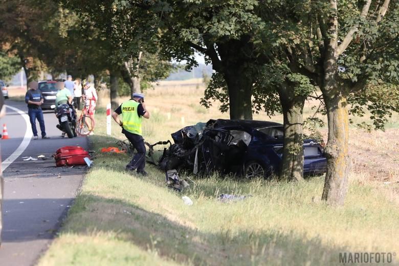 Do wypadku doszło tuż po godzinie 17.00 na 205. kilometrze DK nr 94 między Izbickiem a Strzelcami Opolskimi. Droga jest zablokowana.Jak informuje dyżurny