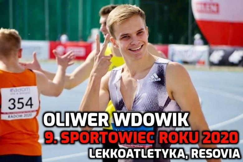 Sprinter Resovii już od jakiegoś czasu jest uznawany za ogromny talent, a jego występy w roku 2020 zdają się tylko potwierdzać, że te opinie wcale nie