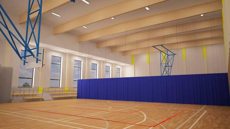Uczniowie Zespołu Szkół Ogólnokształcących nr 1 przy pl. Wolności korzystają obecnie ze starej sali gimnastycznej. Trudno ukryć, że nie jest ona w idealnym