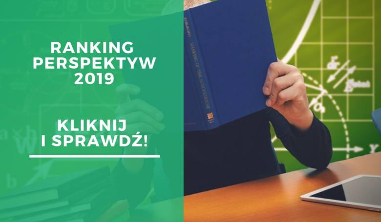 Ranking Perspektyw 2019. Najlepsze licea i technika w województwach w Polsce