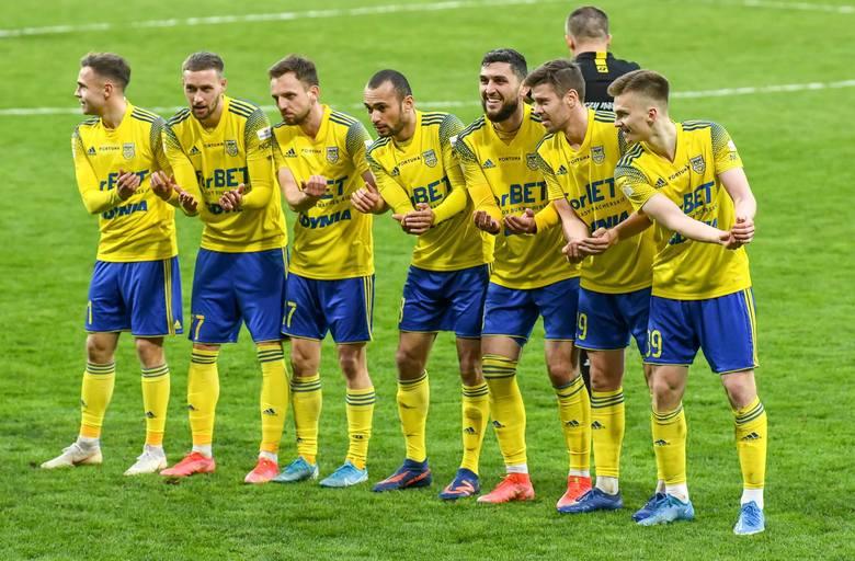 Fortuna 1. Liga. Typujemy skład Arki Gdynia na mecz z GKS-em Bełchatów