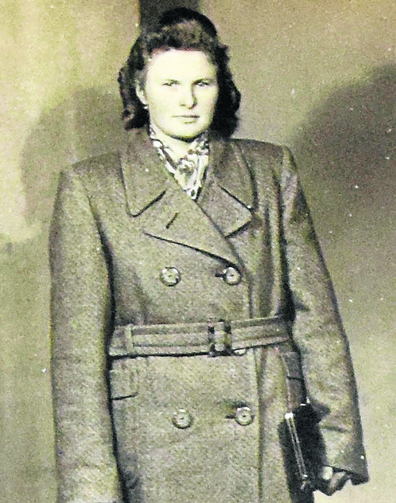 Romana Michałowska z domu Olszewska