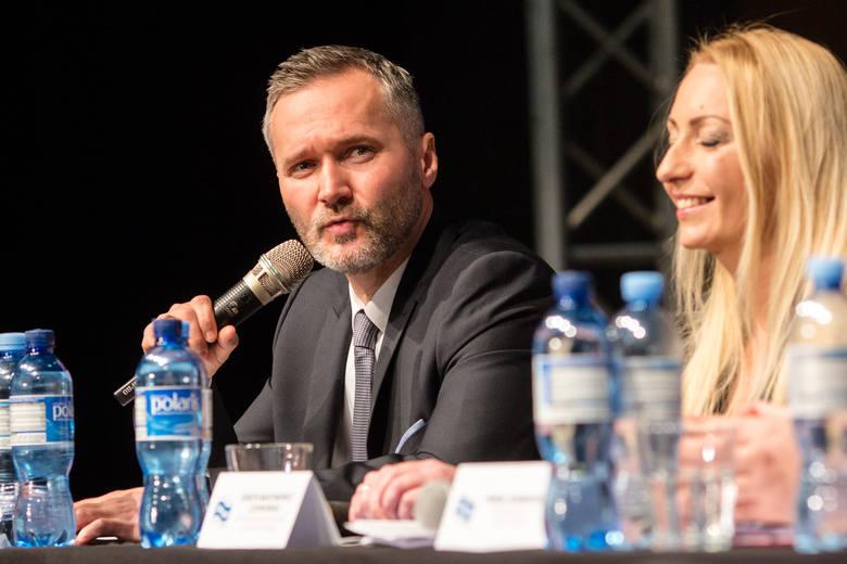Wybory samorządowe 2018 w Gdańsku. Debata kandydatów na prezydenta Gdańska zorganizowana przez