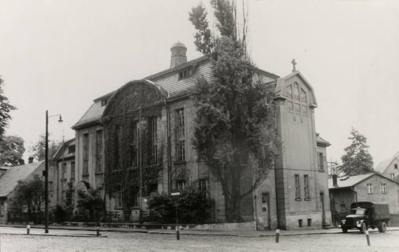 Dom Katolicki - widok ogólny