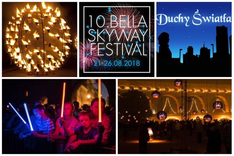 10. Bella Skyway Festival 2018 odbędzie się od 21 do 26 sierpnia. Jaki będzie tegoroczny program! Przeczytajcie na kolejnych stronach! >>>>>>>Polecamy: