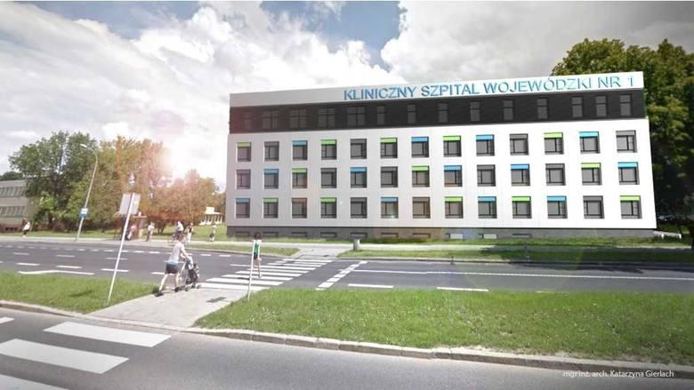 Podkarpackie Centrum Chorób Płuc w Rzeszowie się rozbudowuje. Chorzy będą się leczyć w warunkach na miarę XXI wieku
