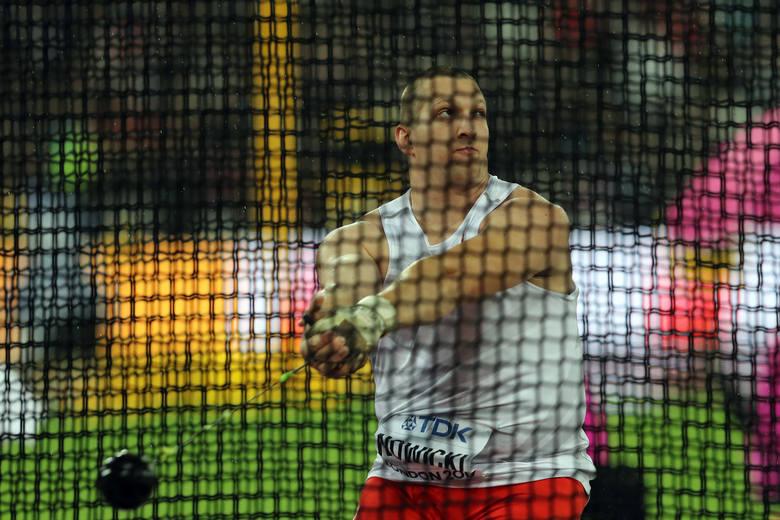Mistrzostwa świata w lekkoatletyce. Paweł Fajdek i Wojciech Nowicki w finale rzutu młotem [ZDJĘCIA]