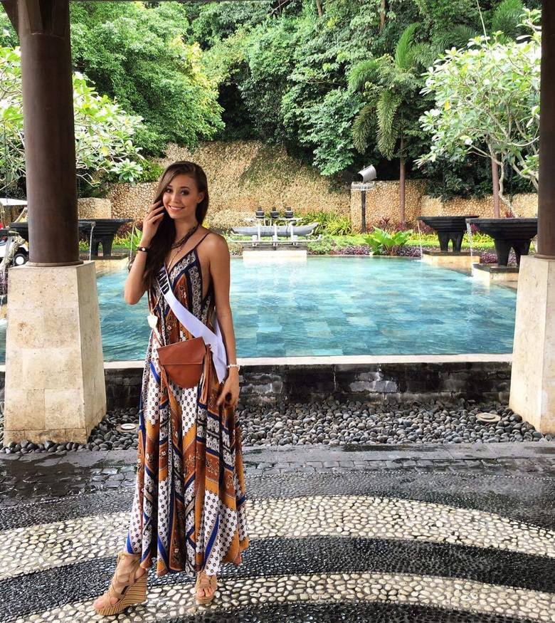 Izabella Krzan: piękność z Polski na Filipinach