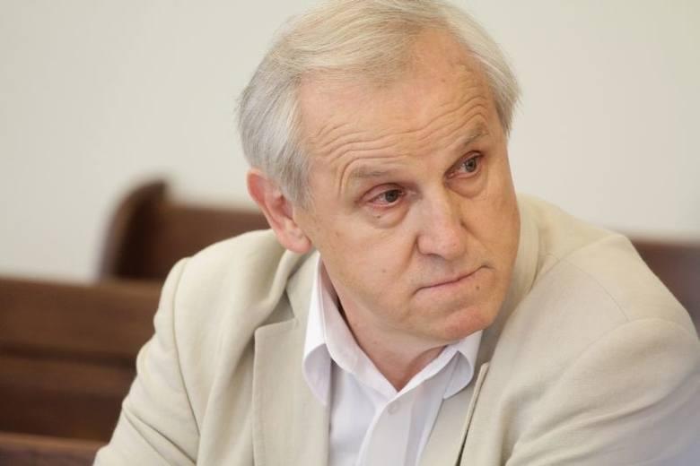 Eugeniusz Czykwin spędził w parlamencie siedem kadencji. Teraz skupił się na pracy redaktorskiej