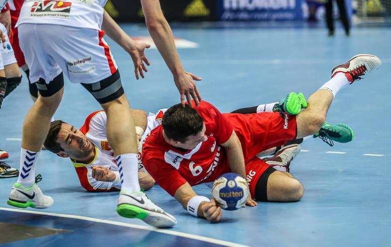 Piłka ręczna. Polska wygrała z Macedonią! Pierwszy krok do Rio [ZDJĘCIA]
