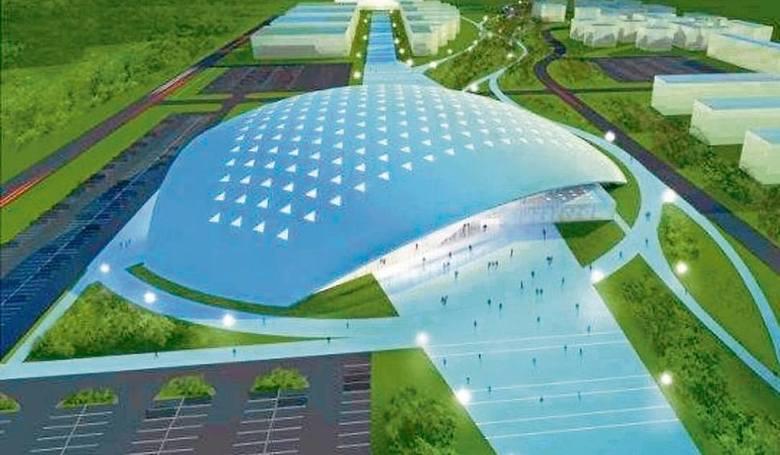 Jeszcze w tym roku ma być ogłoszony przetarg na budowę hali widowiskowo-sportowej w Białymstoku. Potrzebne jest jednak dofinansowanie z ministerstwa