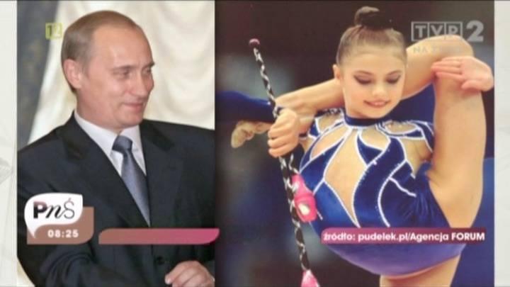 Władimir Putin i Alina Kabajewa. Był ślub czy nie (wideo)