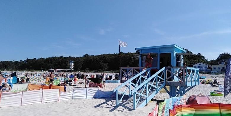 Nad morzem wciąż możemy cieszyć się wspaniałą, plażową pogodą. Nad Pomorze cały czas dociera ciepłe, kontynentalne i suche powietrze z południa Europy.