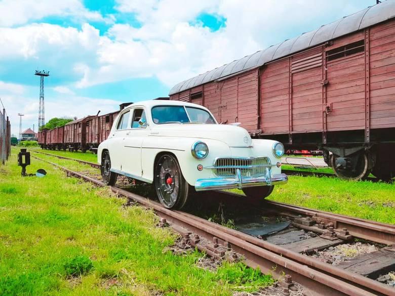 Warszawa na torach! Jedyny taki pojazd możemy zobaczyć na Dolnym Śląsku